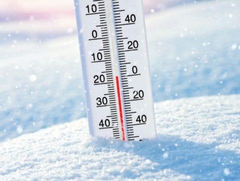 Wpływ temperatury na właściwości gruntów